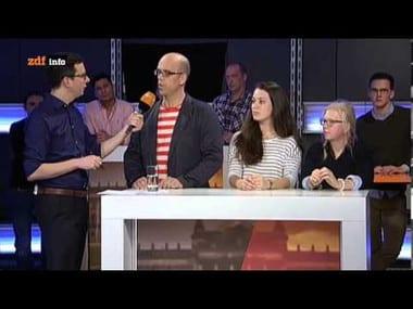 ZDF Info ZDF Log In Ulf Lucas Blattwerk Media