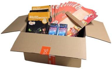 Blattwerk Media Kindergartensponsoring Paket