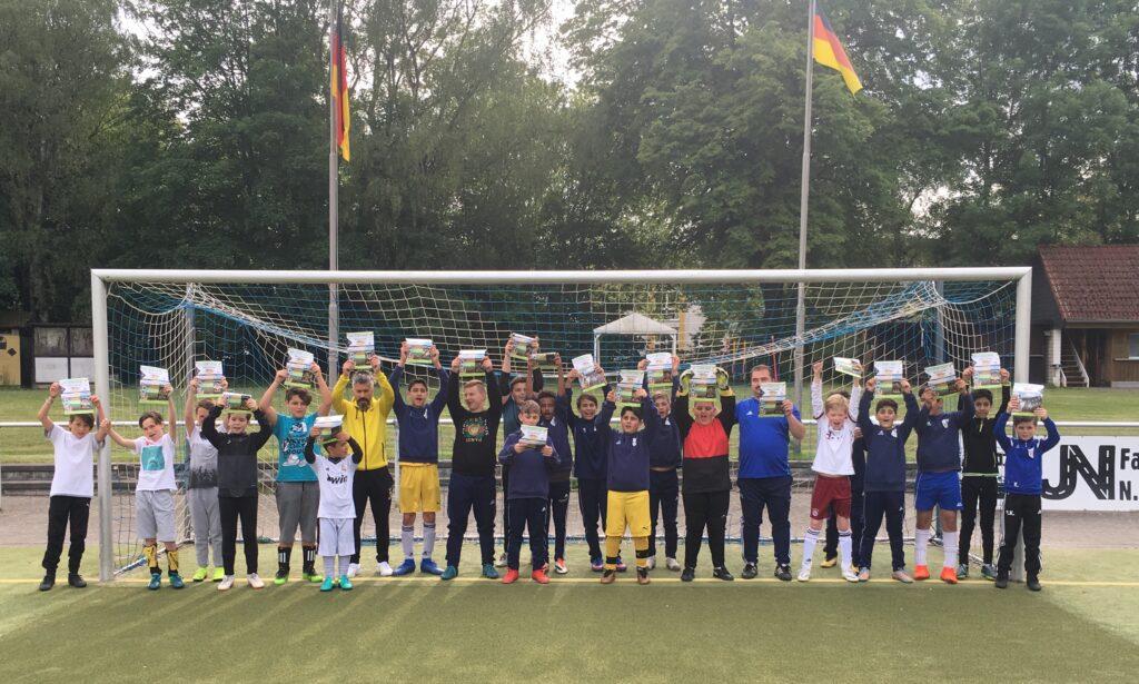 Sportverein_VfL Schwerte D-Jugend Samplinghefte von Blattwerk Media