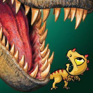 Panini-Dino_Album Dinosaurier_Ausschnitt